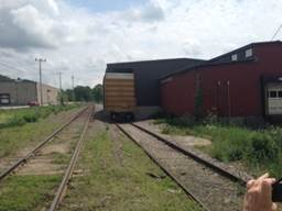 Direct Rail Access to Site in Oxford